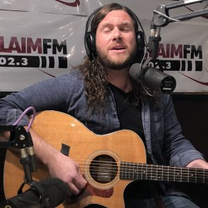 Josh Gilbert In-Studio Interview!