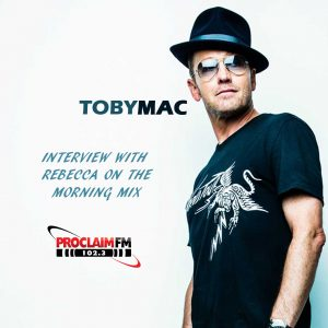 Interview with TobyMac!