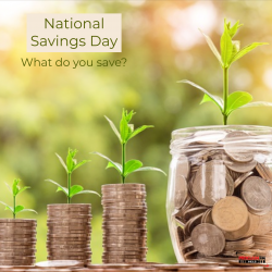 What are you saving?