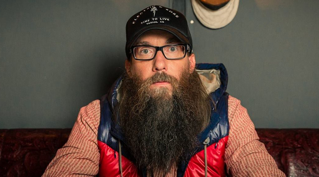 Interview with Crowder!